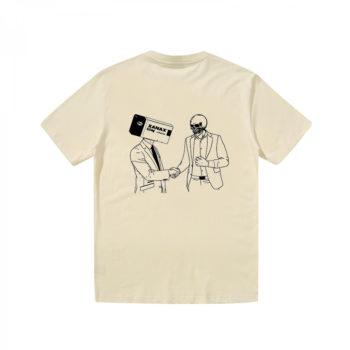 Tee Shirt popular Xanax Sand