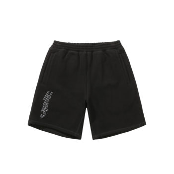 SAINT SWEATSHORT BLACK-1