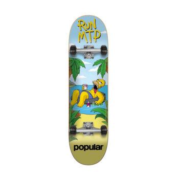 Skateboard Complet Enfant popular Homer 7.25